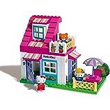 Mgm - 108651Hk - Jeu De Construction - Hello Kitty Maison