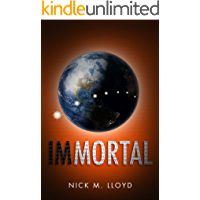 Immortal: An alien invasion of Earth is imminent … or is it?