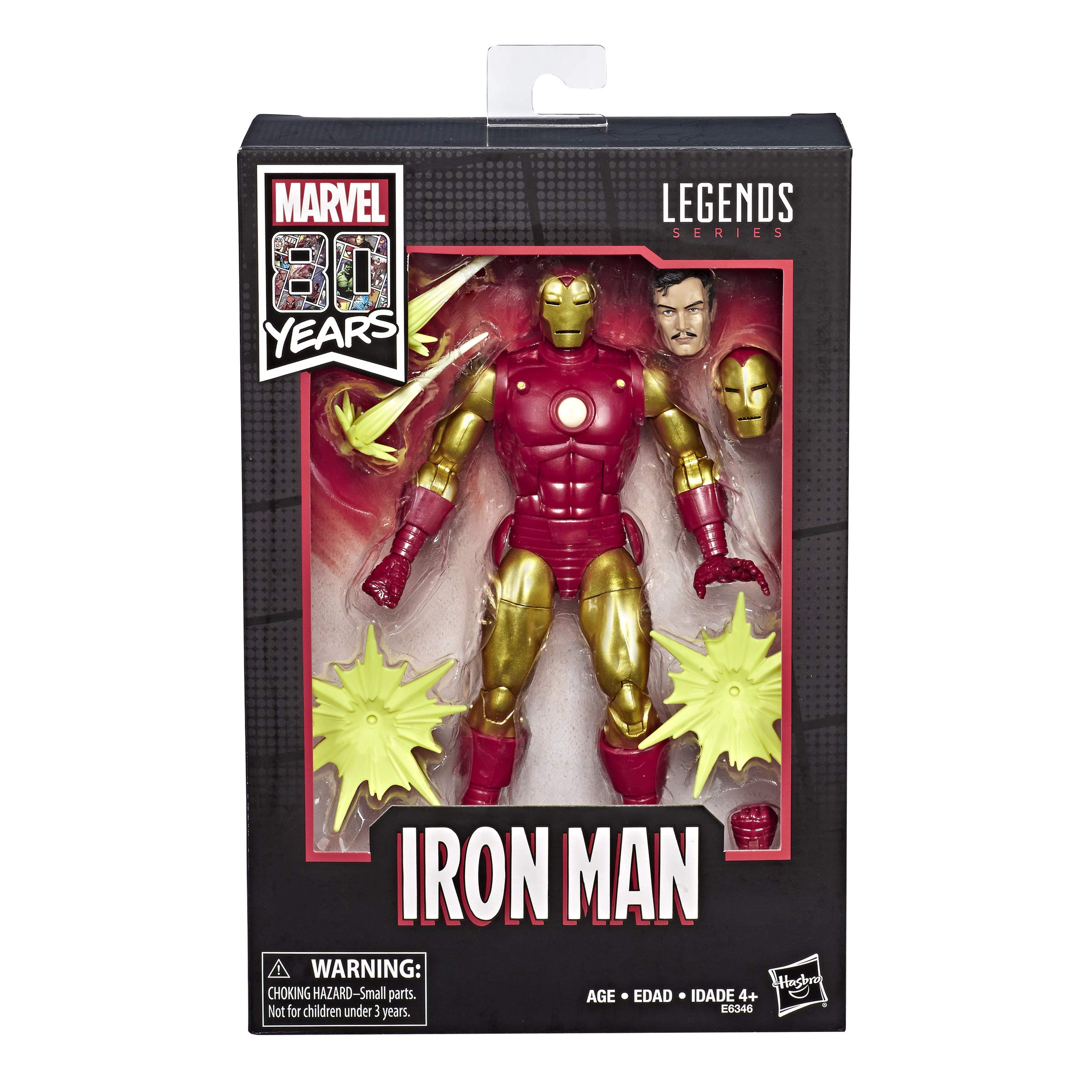 Hasbro Collectibles - Marvel Classic Legends 80Th Anv 6