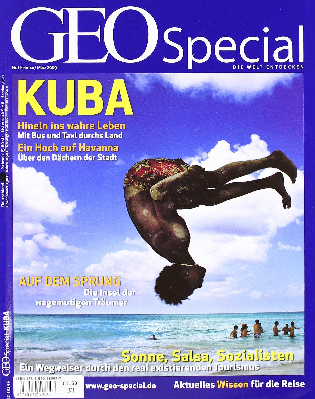 GEO Special / Kuba