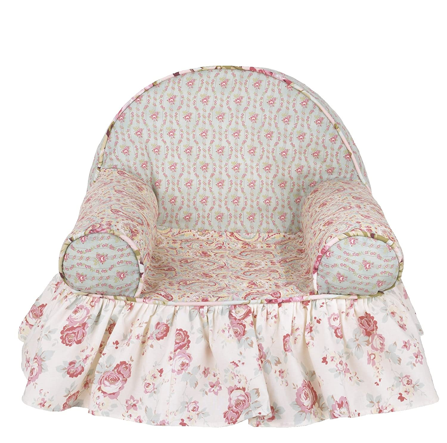 new styles a4fb3 6bb55 Cotton Tale Designs Baby's 1st Chair, Tea Party