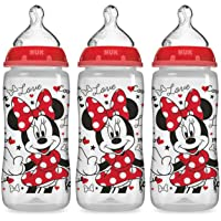 3-Pack Disney Baby Bottle Minnie Mouse 10-oz.