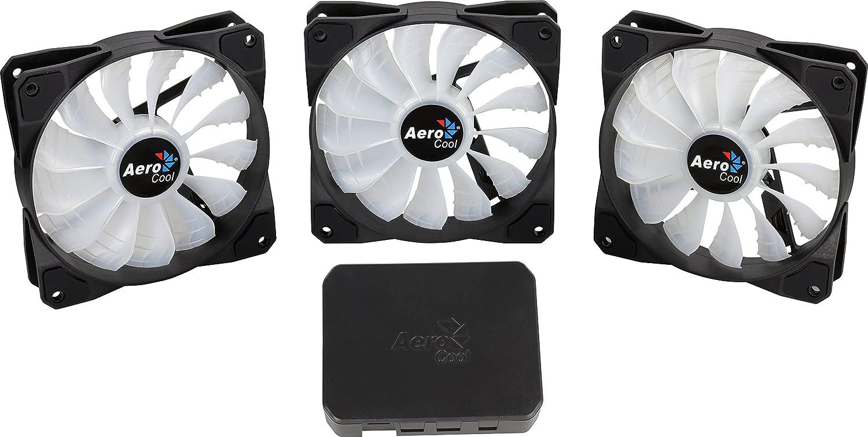 Aerocool p7-f12Pro Sistema de refrigeración
