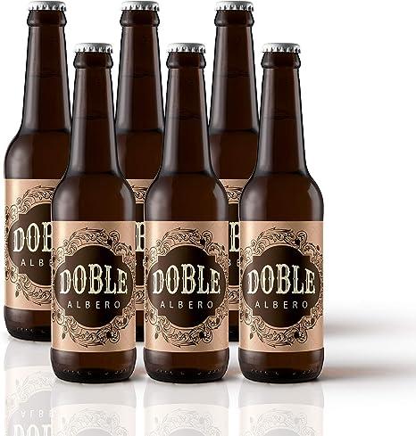 Six Pack | Cerveza Artesana Doble Malta 6,9% Alc. 6 unidades ...