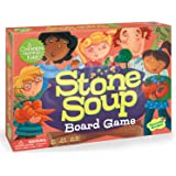 Peaceable Kingdom Stone Soup Cooperative Matching Game for Kids