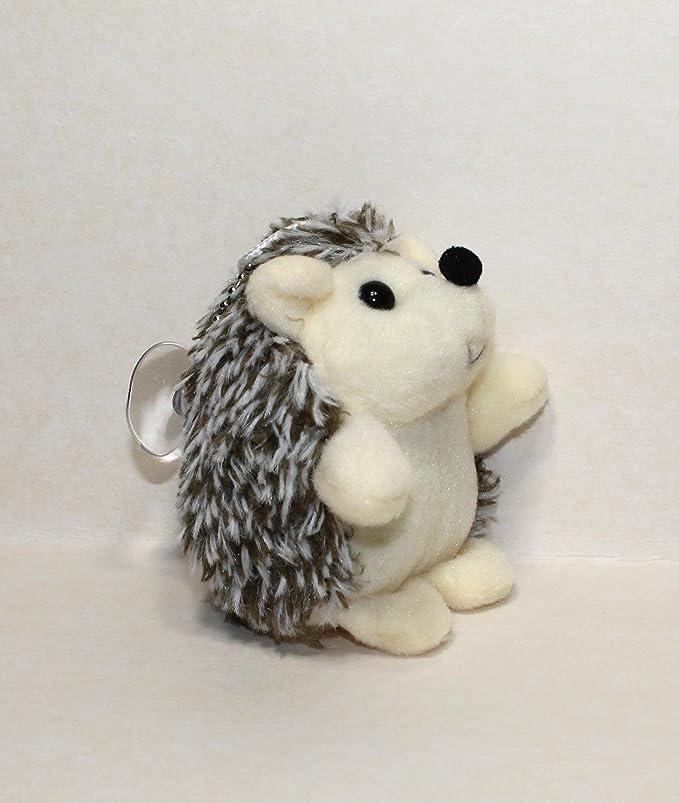 Amazon.com: Lucore Happy Hedgehog Plush Stuffed Animal ...
