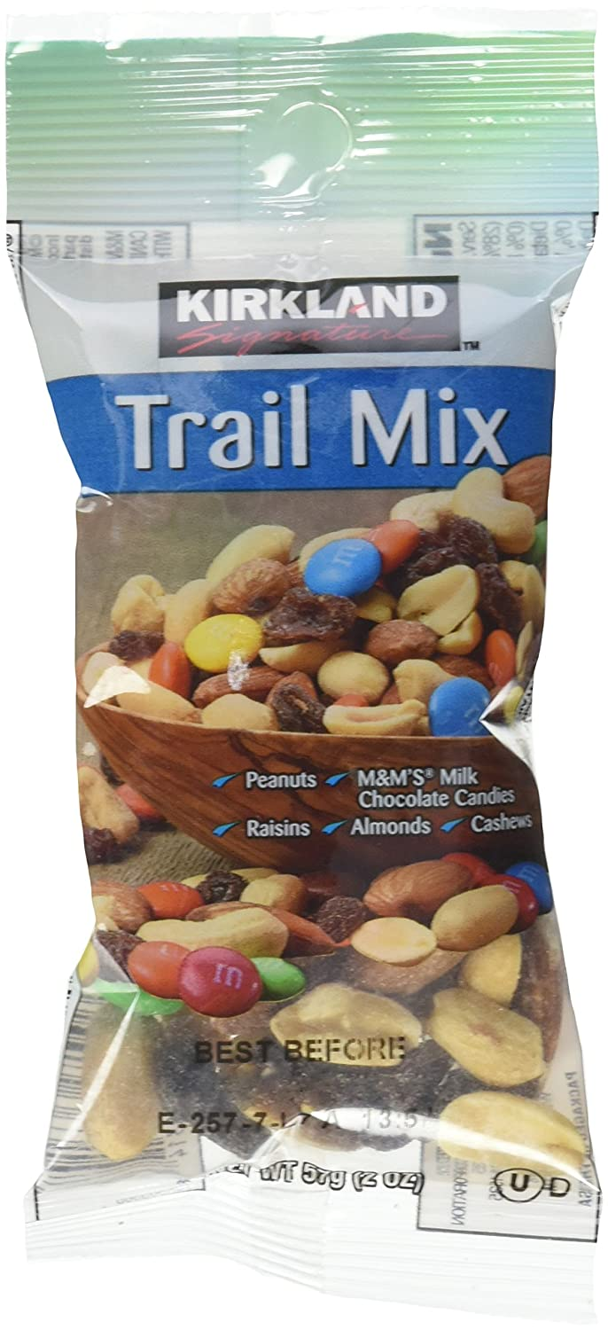Kirkland Signature Trail Mix Snack Pack, 3 52 Pound