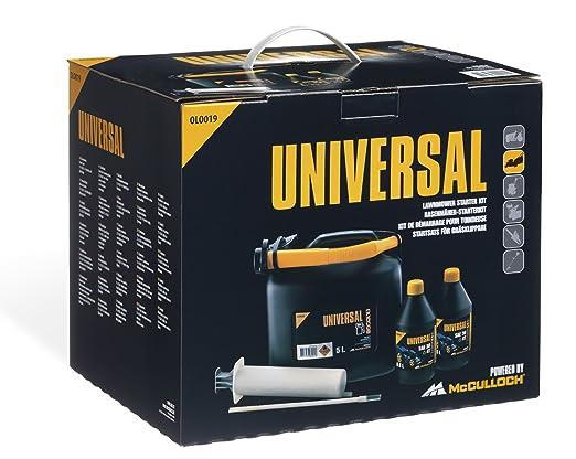 universal GM577616419 Kit de Arranque para cortacéspedes térmicos ...
