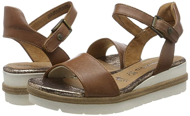 Tamaris Women's Ankle Strap Sandals