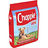 Chappie Complete and Balanced Nutrition with Beef and Whole Grain Cereal - 15 kg