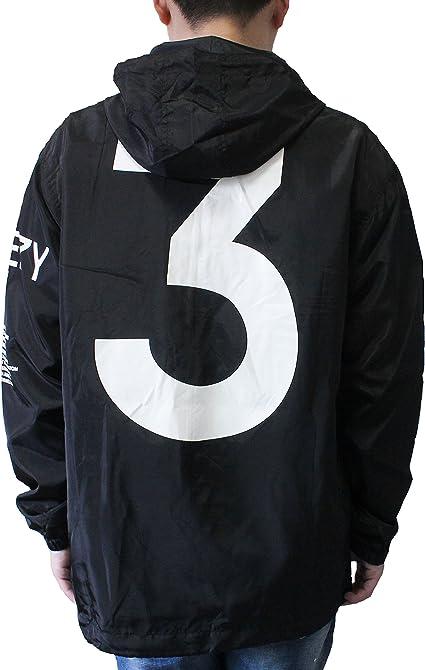 Men Lightweight Windbreaker Jacket West Skateboard Hiphop Streetwear Leisure Outwear Windproof Autumn Spring