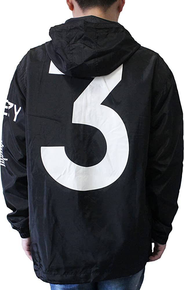 Men Windbreaker Jacket Yeezy Season 3
