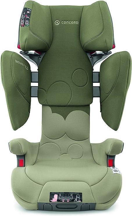 opiniones sillas de coche concord transformer