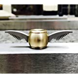 iFIDGETED Harry Potter Golden Snitch Fidget Spinner On Sale from a USA Company - Gold