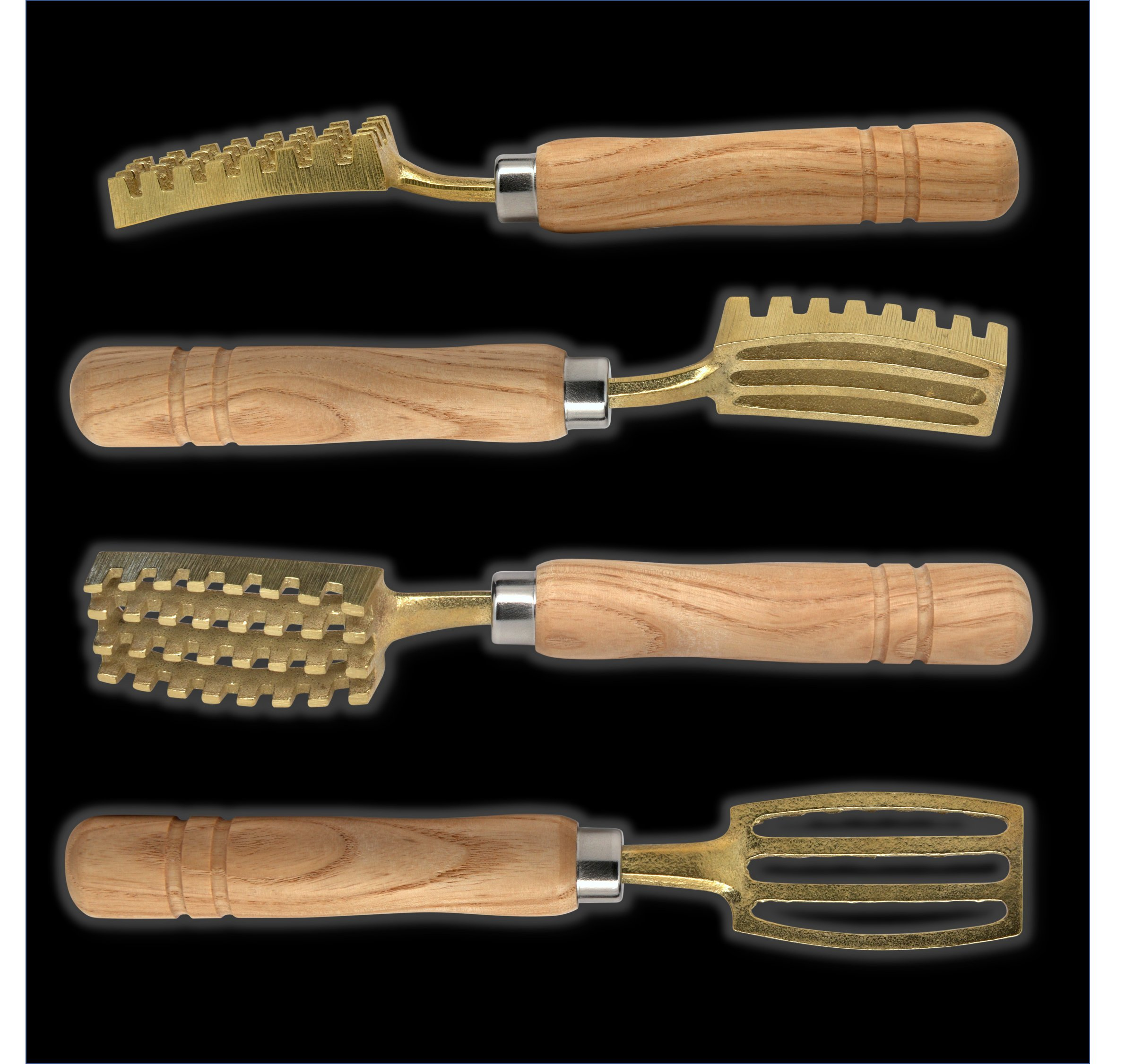 Kwizing Made in Japan Fish Scaler Brush with Brass Serrated Sawtooth and Ergonomic Wooden Handle - Easily Remove Fish Scales Without Fuss Or Mess - Handcrafted by Japanese Artisans by Kwizing (Image #7)