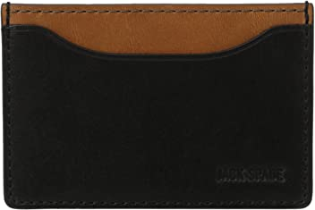 Jack Spade Mens Mitchell Leather Credit Card Holder
