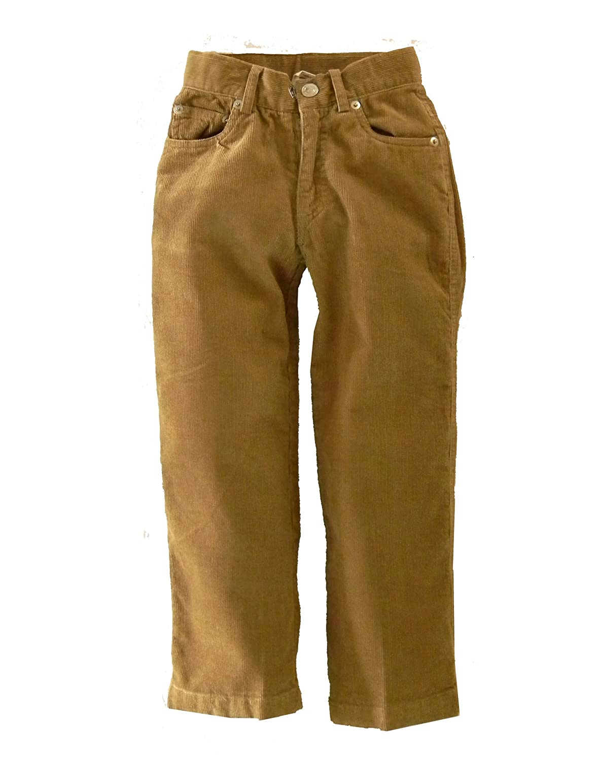 Wes and Willy City College Little Boys Corduroy Pants