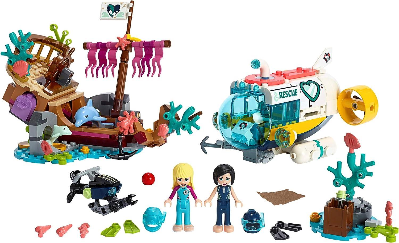 LEGO Friends - Misión de Rescate: Delfines Nuevo set de ...