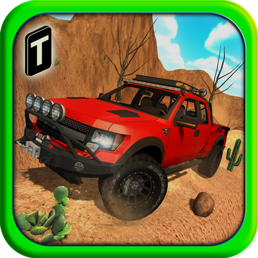 Offroad Muscle Truck Driving Simulator 2017