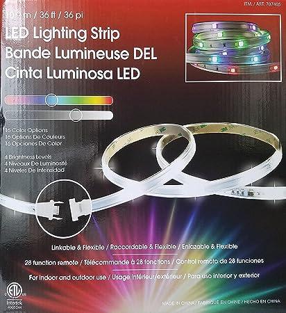Tape Light 36 Foot Tape Light. 3-12 Foot Lengths & Amazon.com: Tape Light 36 Foot Tape Light. 3-12 Foot Lengths ...
