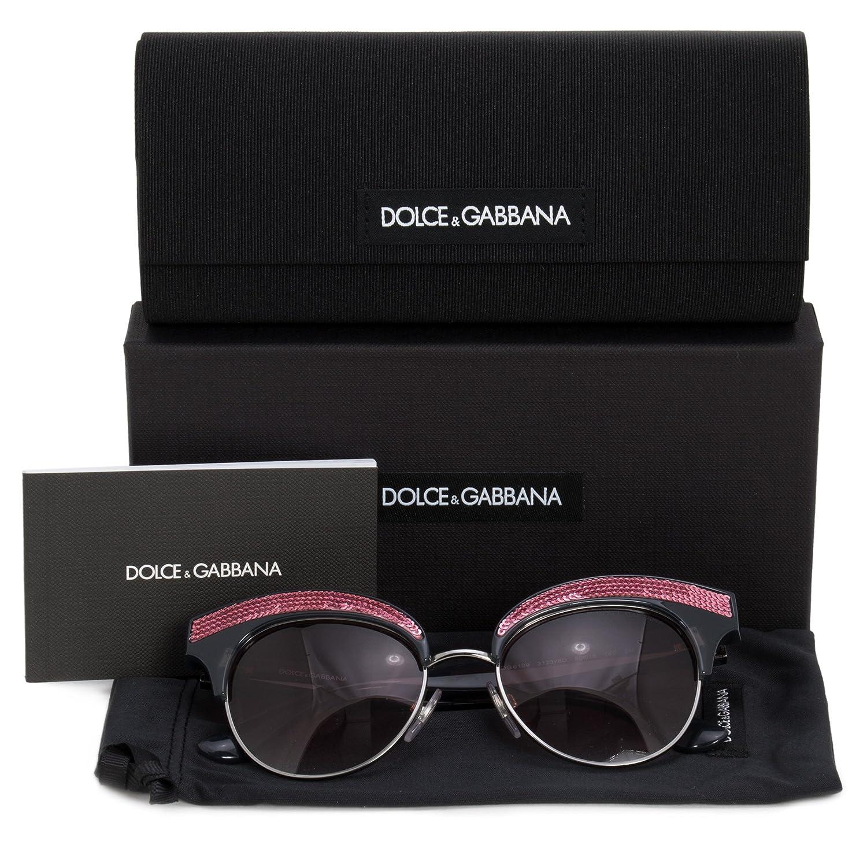 Amazon.com: anteojos de sol Dolce & Gabbana DG 6109 31238d ...