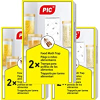 PIC Trampa para Polilla de despensa 6X Piezas