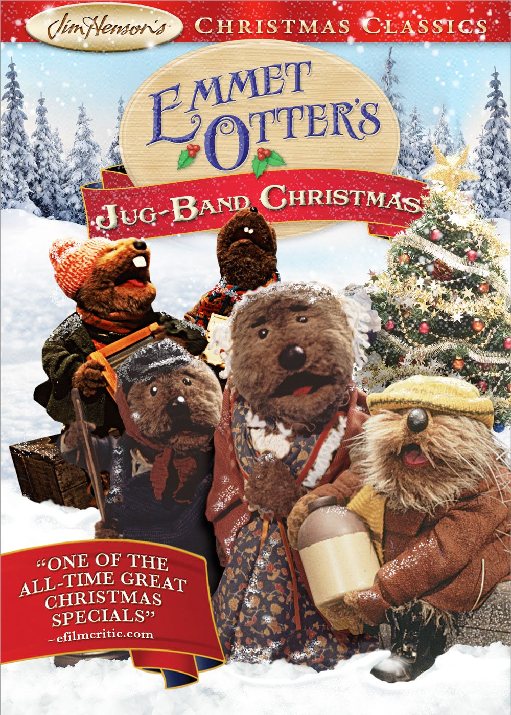 Emmet Otter\'s Jug Band Christmas [DVD]: Amazon.co.uk: Jim Henson ...