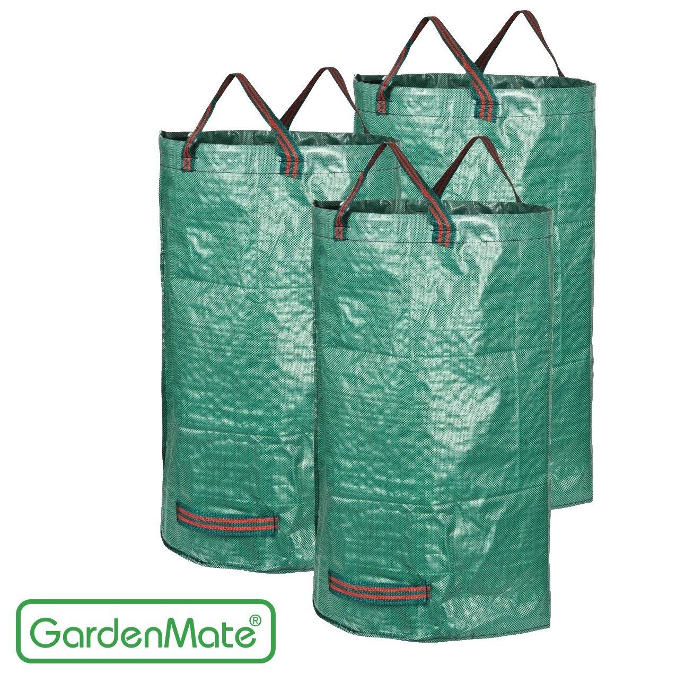 Gartenabfallsack GardenMate Gartensack 120 Liter