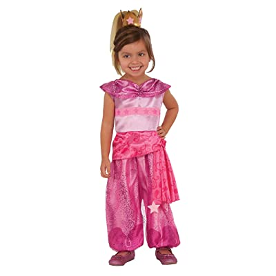 Rubie's Child's Shimmer & Shine Leah Costume, Medium: Toys & Games