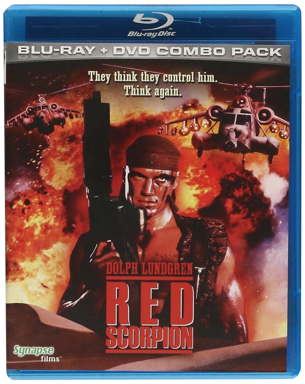 Red Scorpion USA Blu-Ray + DVD Combo Pack USA Blu-ray: Amazon.es ...