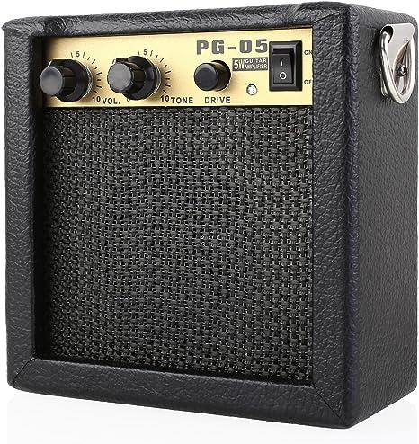MVPOWER Amplificador para Guitarra Combo de Guitarra Altavoz para ...