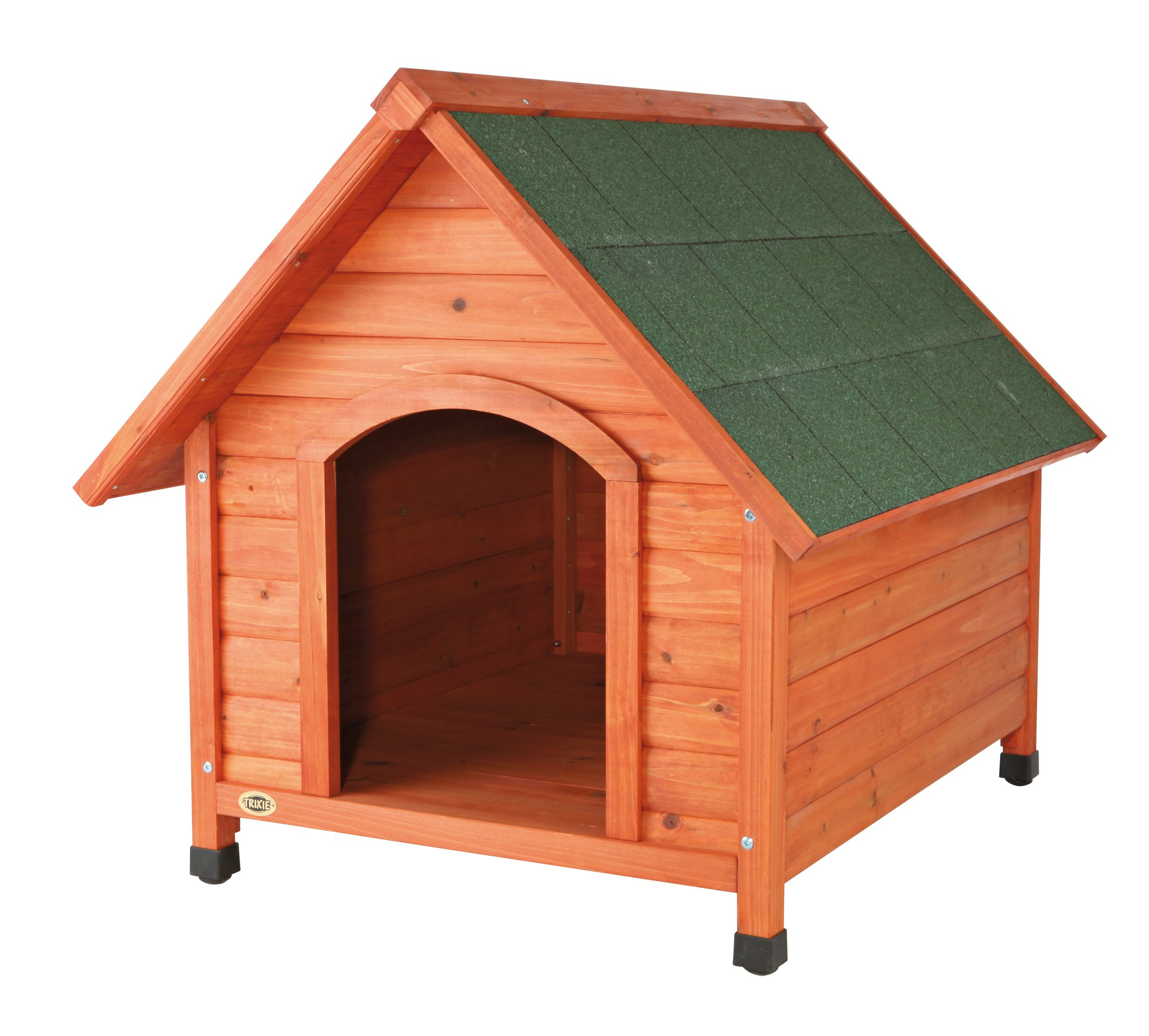 TRIXIE Pet Products Log Cabin Dog House, Large