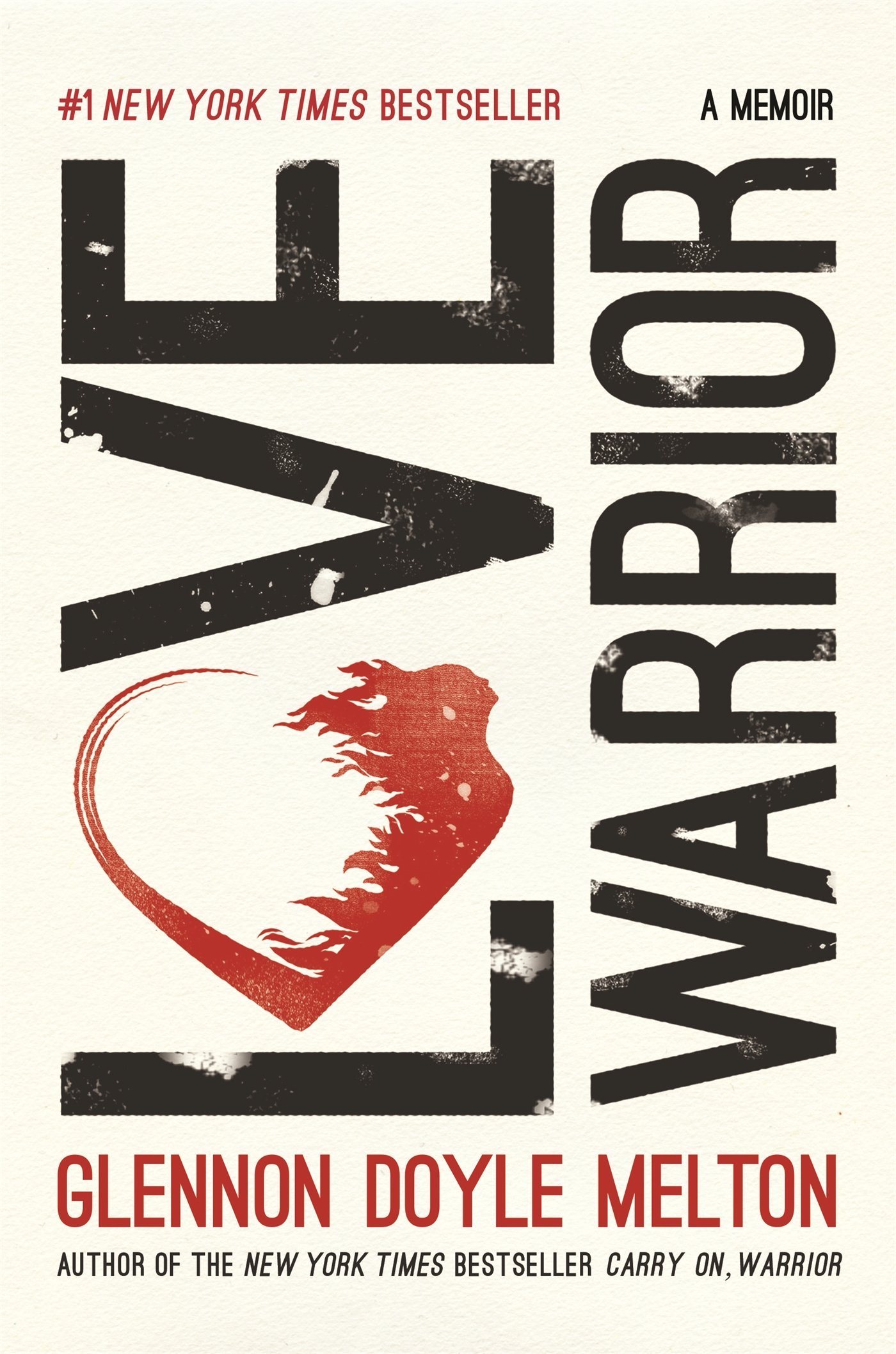 Buy Love Warrior: A Memoir Book Online at Low Prices in India ...