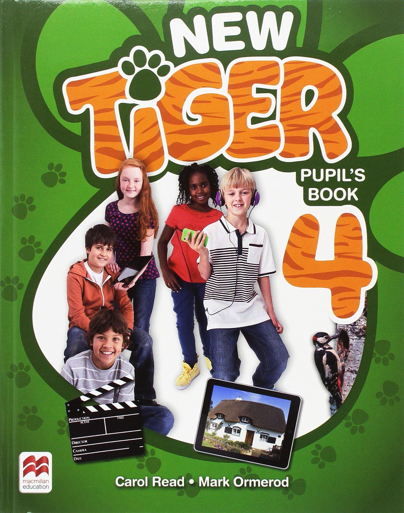 NEW TIGER 4 Pb: Amazon.es: C. Read, M. Ormerod: Libros en idiomas ...