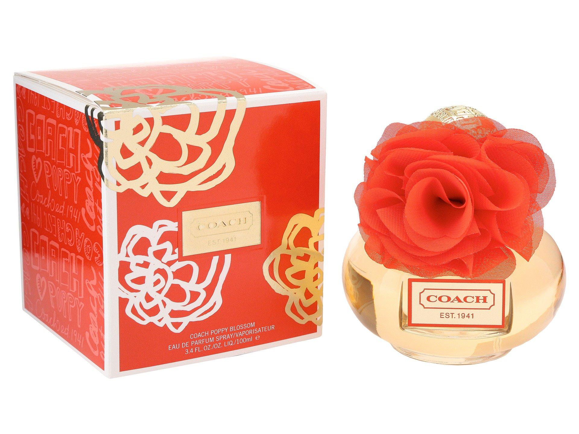 Coach Poppy Blossom Eau de Parfum Spray for Women, 3.4 Ounce
