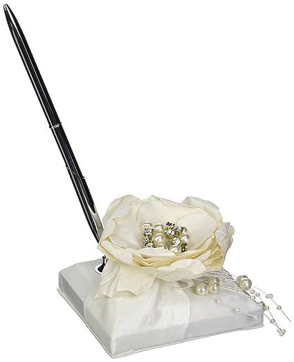 Amazon.com: Lillian Rose Rustic Vintage Lace Flower Wedding Guest ...