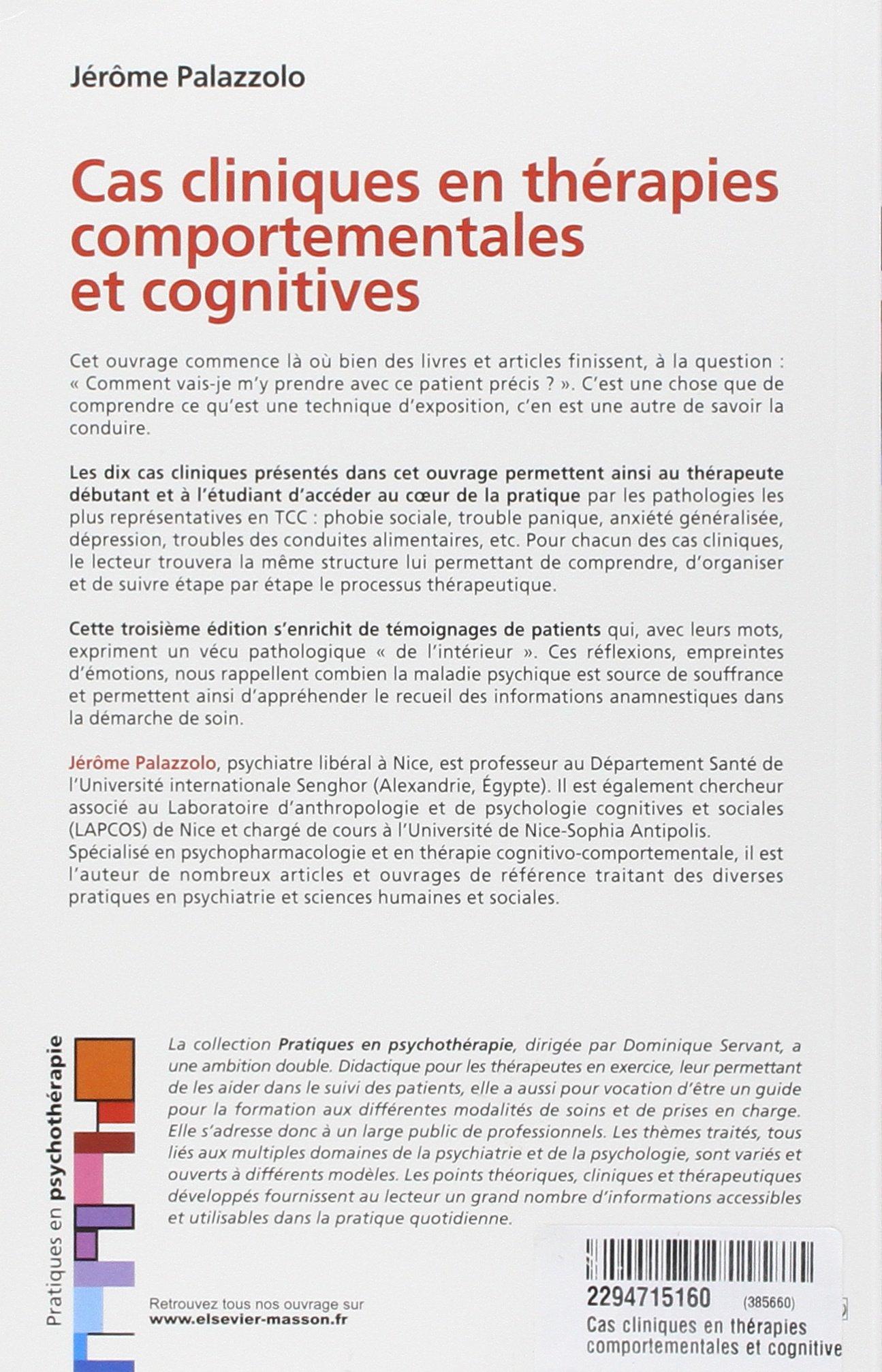 diplome universitaire therapies comportementales et cognitives