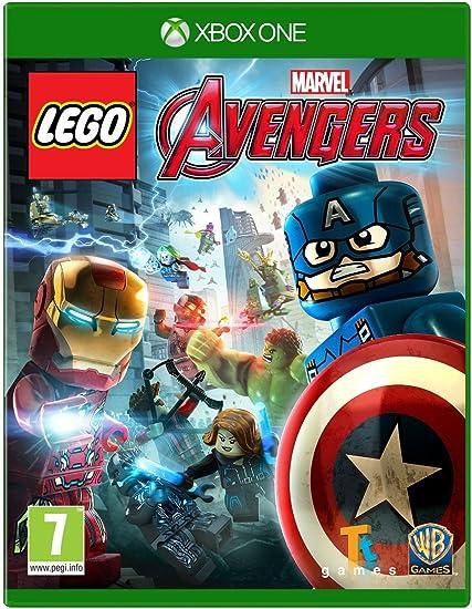 Amazon Com Lego Marvel Avengers Xbox One Video Games