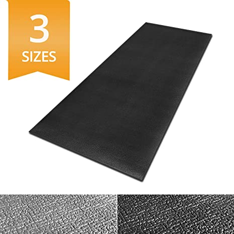 Ergocell Kitchen Anti Fatigue Mat - Memory Foam Kitchen Mat | Ergonomically  Engineered Standing Desk Mat for Promoting Comfort at Home & Office | Two  ...