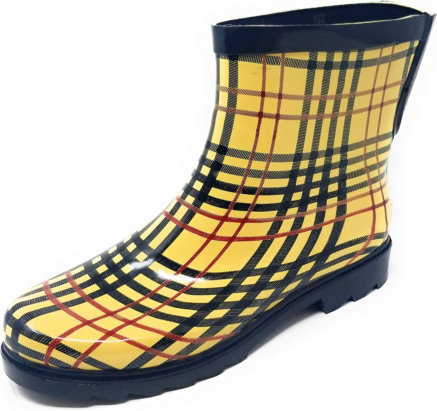 Forever Young Women Rubber Rain Boots - 7