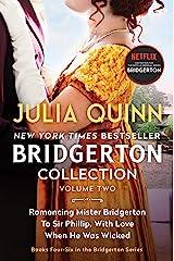 Bridgerton Collection Volume 2: Books Four-Six in the Bridgerton Series (Bridgertons) Kindle Edition