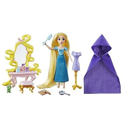 Disney Tangled the Series Rapunzel's Bedroom Vanity: Hasbro: Toys & Games