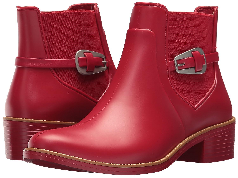Bernardo Women's Pansie Rain Boot B06XYJWH12 9 B(M) US|Haute Red Rubber