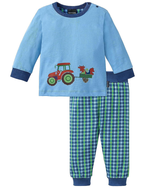 Schiesser Baby-Jungen Zweiteiliger Schlafanzug Schiesser AG 151751