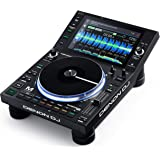 Denon DJ SC6000M PRIME –Standalone DJ Media Player with Motorized Platter, WiFi Music Streaming and 10.1-Inch Touchscreen