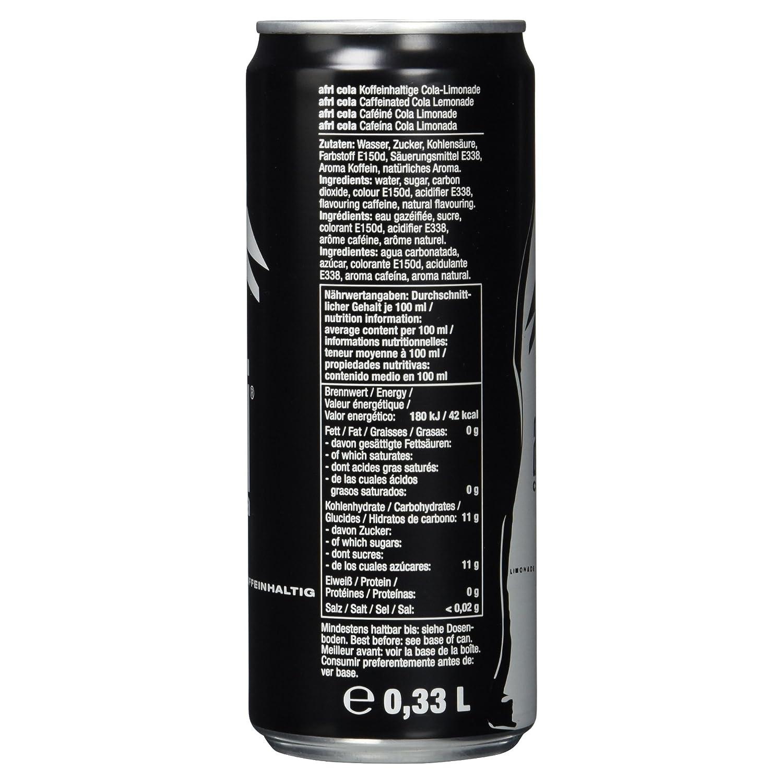 afri cola, 24er Pack (24 x 330 ml): Amazon.de: Lebensmittel & Getränke
