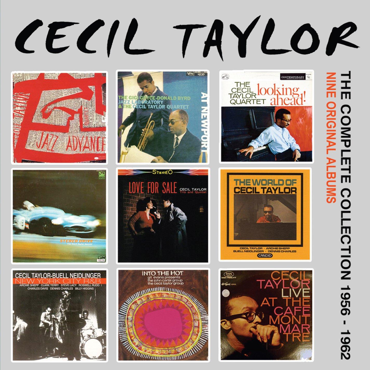 Cecil Taylor Garden Cd Garden Ftempo