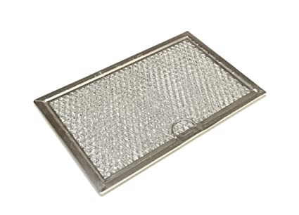 Amazon com: OEM LG Microwave Grease Filter Shipped with