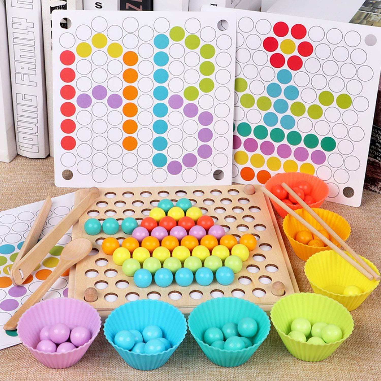 Recopilación de juegos Montessori