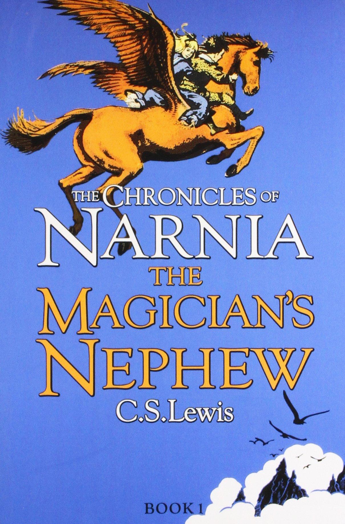 Read Online The Magician's Nephew pdf epub